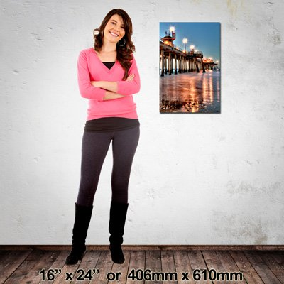 EZIPRINT Made in NZ Portrait Canvas, 406x610mm