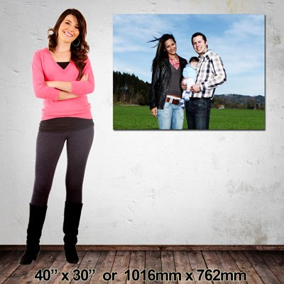 Landscape Canvas Print, 1016x762mm, NZ-Made